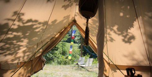 CAZ, our Inuit Tents