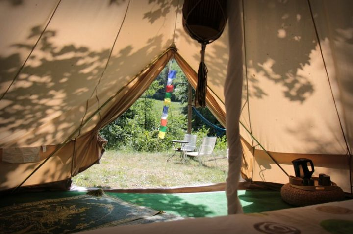 La tente inuit «Caz»